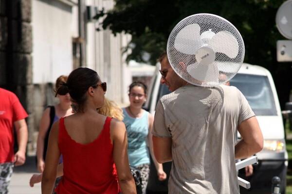 Vreme danas: Sunčano i veoma toplo, najviša dnevna u NS do 34°C