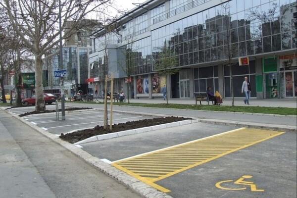 Završena rekonstrukcija parkirališta na Bulevaru oslobođenja