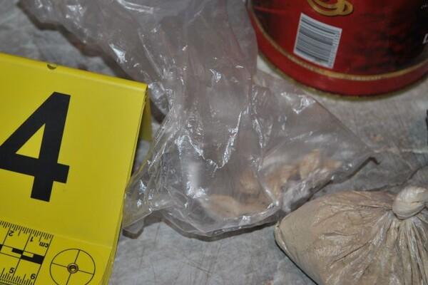 U stanu Novosađanina otkriveno preko 100 grama heroina