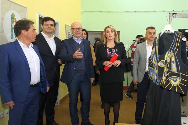 """Završena prva faza energetske rekonstrukcije objekta TŠ """"Mileva Marić Ajnštajn"""""""