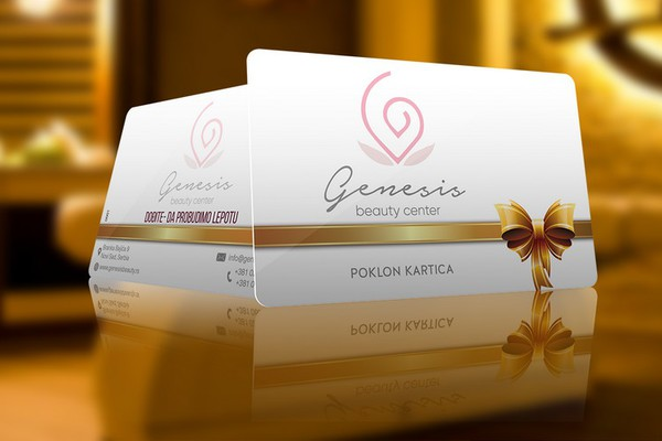 Najbolji poklon za Dan žena – Genesis beauty gift card