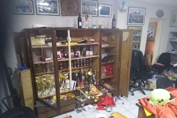 """Uhapšen osumnjičeni za krađu u prostorijama Dobrovoljnog vatrogasnog društva """"Petrovaradin"""""""