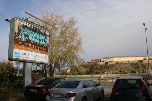 """""""UČIM, ZNAM, VREDIM"""": Najbolji novosadski đaci i ove godine na bilbordima"""