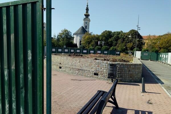 Spomenik kralju Petru u Novom Sadu postavljaju bez neophodnih dozvola