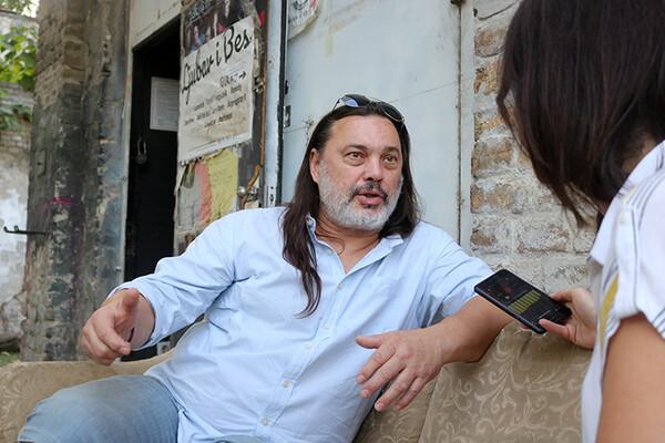 Ivan Fece Firči: U ovoj zemlji je kultura izvršila samoubistvo