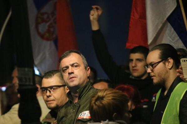 """Deo Saveta protesta """"1 od 5 miliona"""" oglasio se povodom govora Sergeja Trifunovića  u Novom Sadu"""