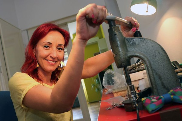 NOVOSAĐANI: Radionica za izradu nakita koja spaja tradiciju i modu