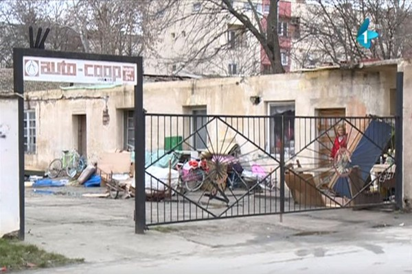 Zgrada bivše novosadske firme dom za beskućnike i narkomane