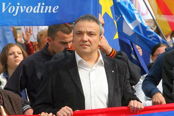 """ODŽIĆ: """"Vojvođanski front"""" uskoro jači za još nekoliko stranaka i organizacija"""
