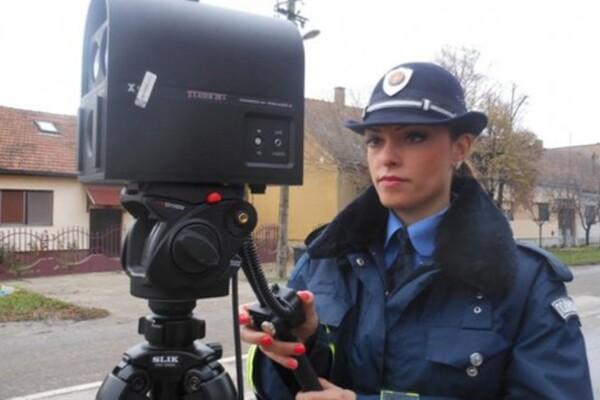 SMANJI BRZINU: Policija u sredu sprovodi pojačanu kontrolu saobraćaja