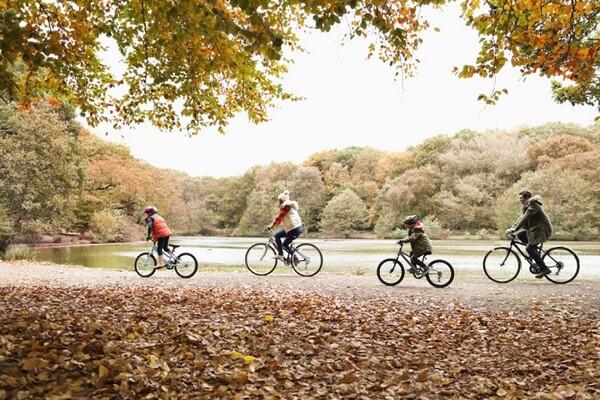 I zimi možete voziti bicikl, samo obratite pažnju na sledeće
