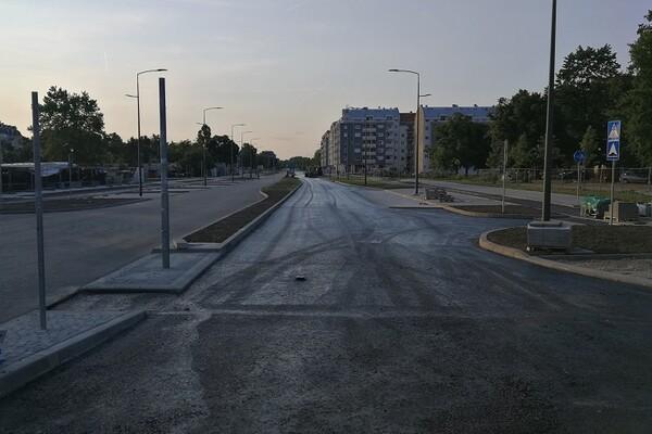 FOTO: Pri kraju radovi u Bate Brkića, uskoro otvaranje novog bulevara