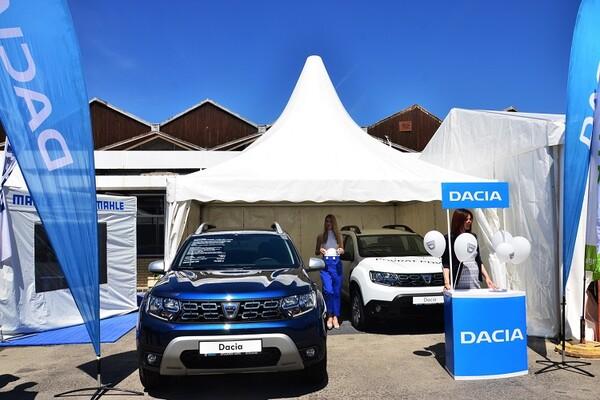"""""""STOJANOV AUTO"""": Posetite Dacia štand na 86. Poljoprivrednom sajmu u Novom Sadu"""