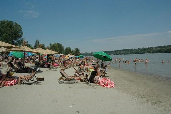 Sunčano i veoma toplo, najviša dnevna u NS oko 34°C