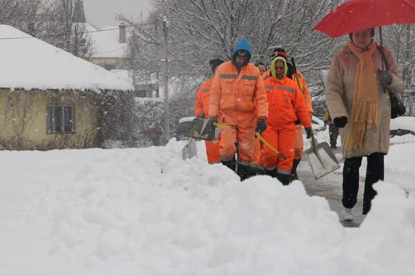 RHMZ izdao upozorenje: Od sutra do deset centimetara novog snega