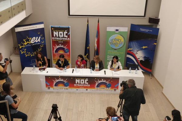 """""""Evropska noć istraživača"""" 28. septembra i u Novom Sadu"""