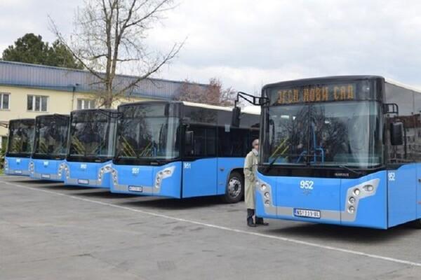 """OČEKIVANO: """"Telekom Srbija"""" i """"Bus Logic"""" dobili posao elektronske naplate u JGSP """"Novi Sad"""""""