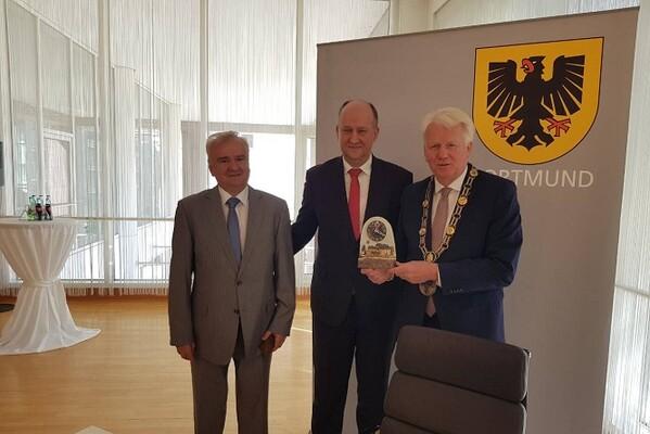 Delegacija Novog Sada u poseti Dortmundu