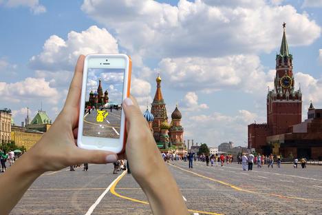 Moskva pravi svoju igricu inspirisanu Pokemonima