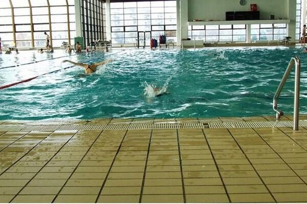 Trening vaterpolista pomera smene na bazenu