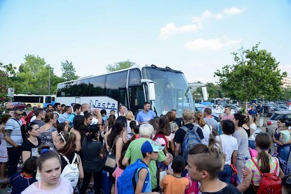 Besplatno letovanje za novosadske školarce