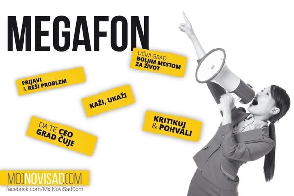 Megafon za (iz)vanredne situacije!