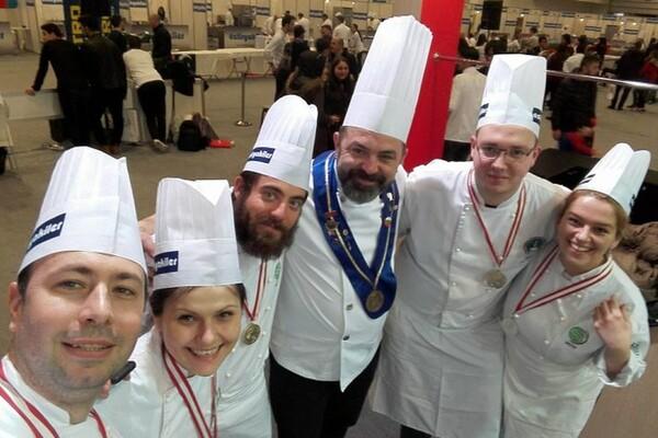 Kulinari s PMF-a doneli pet medalja iz Istanbula