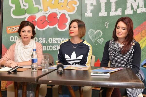 "Arena Cineplex domaćin 11. dečijeg filmskog festivala ""Kids Fest"""