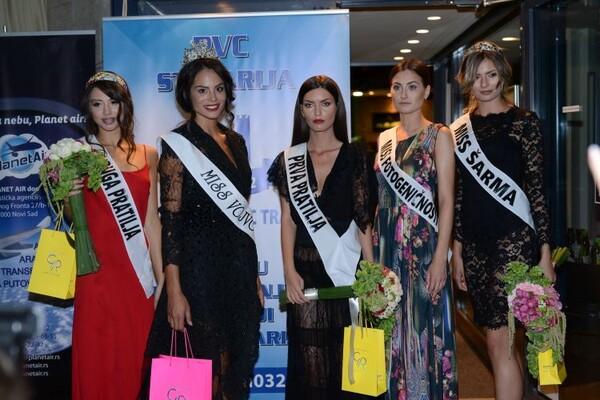 FOTO: Maja Marčić je nova Miss Vojvodine