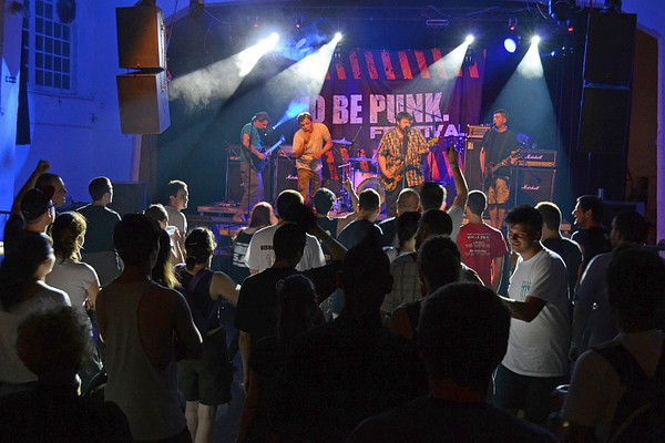 "GLASNO I ŽESTOKO: Festival ""To Be Punk"" u petak i subotu u ""Fabrici"""