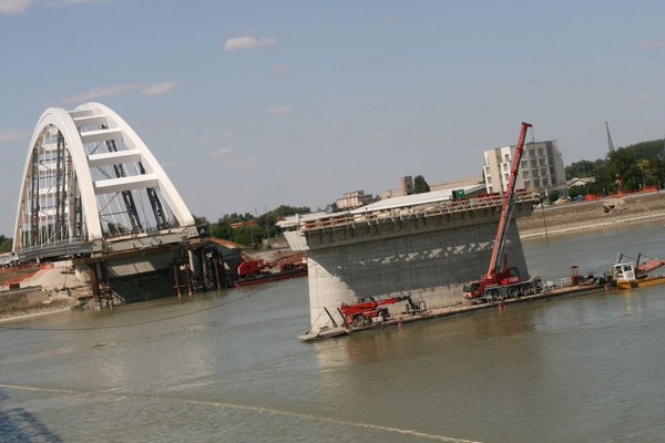 MIROVIĆ: Vozovi preko Žeželjevog mosta od januara 2018. godine
