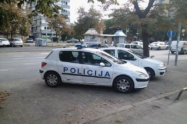 Liman 4: Potukli se vozač automobila i ulični prodavac voća, intervenisala policija