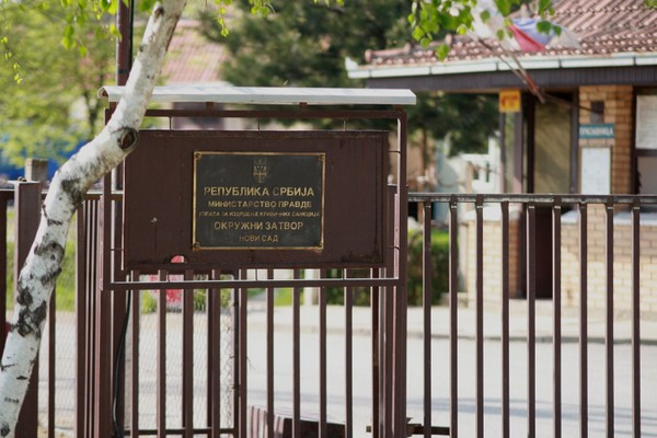 OMBUDSMAN: Prelazna ocena za novosadski Okružni zatvor