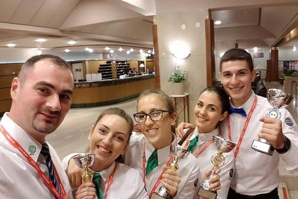 MAKARSKA: Studenti novosadskog PMF-a briljirali na takmičenju u pravljenju koktela