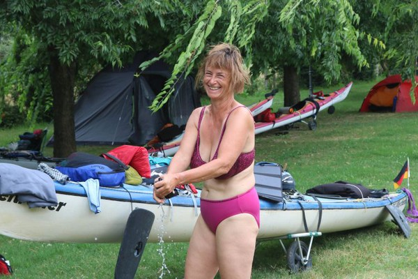 FOTO: 64. Dunavska TID regata stigla u Novi Sad