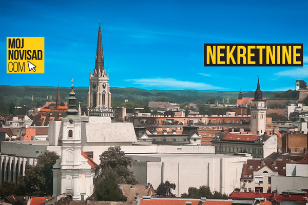 Nedeljna preporuka novosadskih agencija za nekretnine (FOTO)