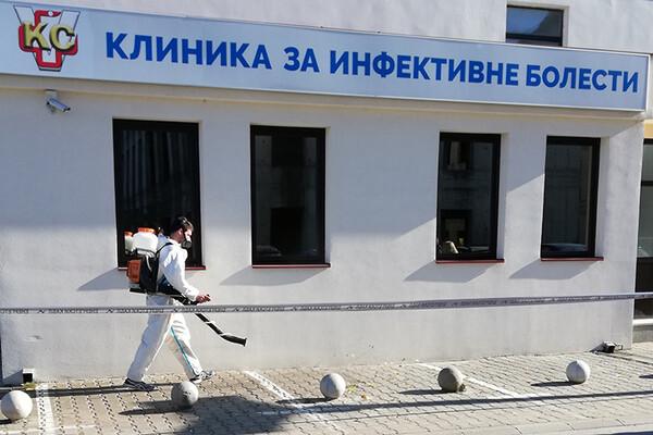 IZJZ: U Novom Sadu najveći porast broja obolelih, čak 575 novih slučajeva zaraze