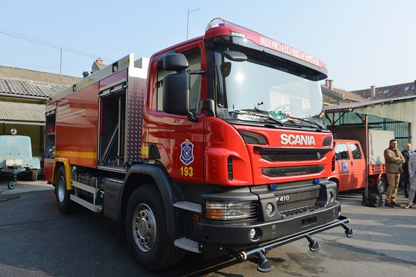 Novi Sad: Nedovoljan broj mladih vatrogasaca