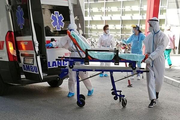 U novosadskim bolnicama najveći broj kovid pacijenata od početka epidemije