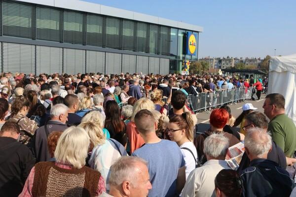 Novi Sad dobija još jedan Lidlov supermarket