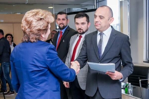 Milićević: Za dve godine obezbeđene subvencije za 1.490 novih radnih mesta