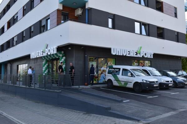 Univerexport otvorio novi objekat u Sremskoj Kamenici