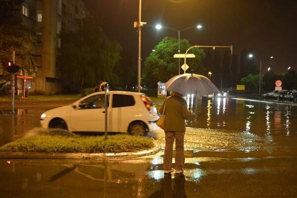 Štab za vanredne situacije: Grad spreman za pljuskove i oluju