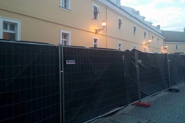 Pismo iza žice: Ograda degradirala ideju zbog koje je Exit i nastao