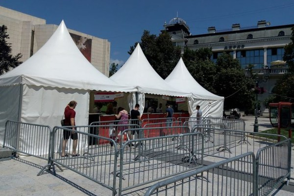 Počela zamena četvorodnevnih Exit ulaznica za festivalske narukvice