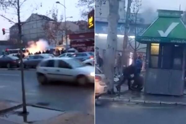 """""""KOLATERALNA ŠTETA"""": Dve Novosađanke povređene u sukobu navijača i policije"""