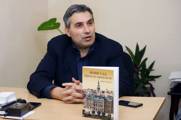 Zoran Knežev, hroničar i publicista: Ništa se neće promeniti dok ne budemo složni u zaštiti Grada
