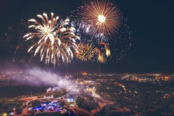 "PRVI DAN EXITA: ""Leto ljubavi"" obeleženo uz spektakularan vatromet (FOTO & VIDEO)"