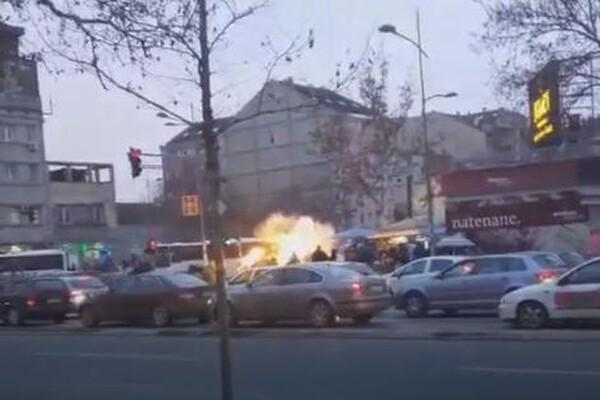Muk o incidentu kod Futoške pijace: Niko nije prijavio tuču