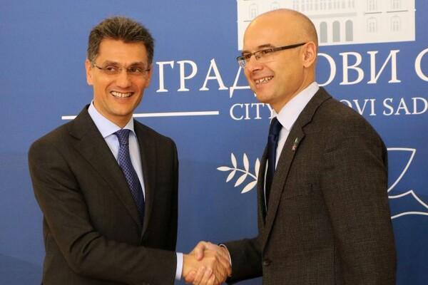 Ambasador Maroka posetio Novi Sad
